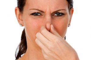 desagradable olor a humedad en la ropa