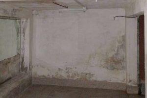 filtración en paredes garaje soterrado