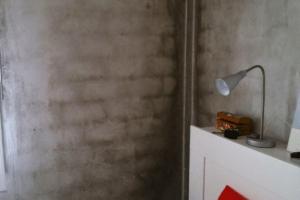 pared hongos por condensación