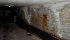 filtración lateral en garaje soterrado