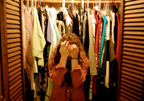 Olor a humedad en la ropa