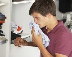 Olor a humedad en ropa